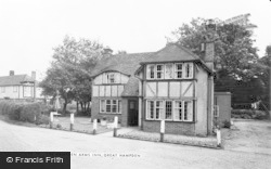 Great Hampden, The Hampden Arms Inn c.1955