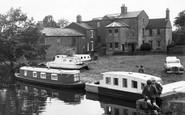 Great Haywood, Boatyard c1955