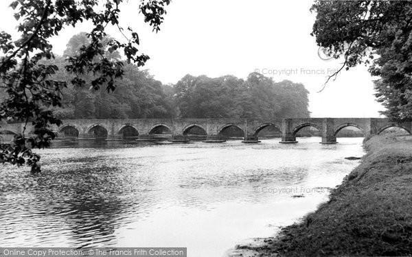 Great Haywood, Essex Bridge c1960