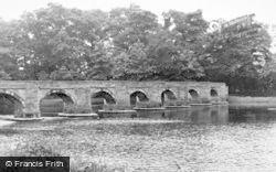 Essex Bridge c.1955, Great Haywood