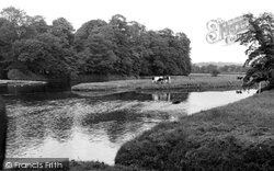 River Trent And River Sow c.1960, Great Haywood