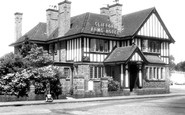 Great Haywood, the Clifford Arms c1955