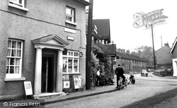 Great Haywood, The Square 1956