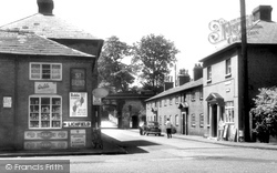 Great Haywood, Trent Lane c.1955