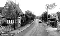Great Houghton, High Street c.1965
