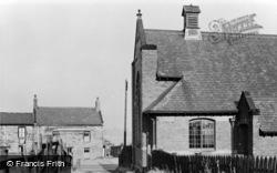 Methodist Chapel c.1955, Great Houghton
