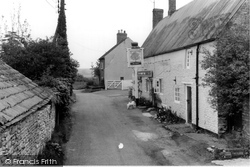 Great Houghton, Old Cherry Tree c.1965