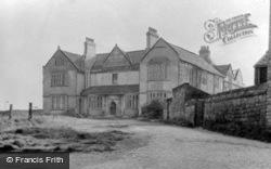 Old Hall Inn c.1955, Great Houghton