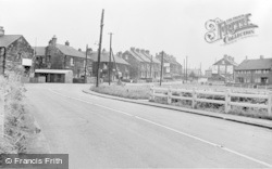 Rotherham Road c.1960, Great Houghton