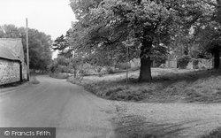 Great Houghton, The Green c.1965