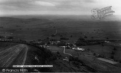 Aerial View c.1960, Great Hucklow