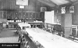 Dining Room, Children's Home c.1955, Great Hucklow