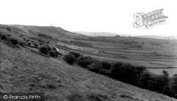 Eyam Edge, Bretton And District c.1960, Great Hucklow