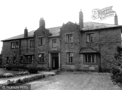 Florence Nightingale War Memorial Home c.1955, Great Hucklow