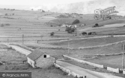 Hope Valley And Bradwell c.1960, Great Hucklow