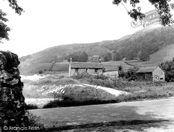 The Edge c.1955, Great Hucklow