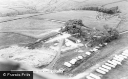 The Gliding Club c.1960, Great Hucklow