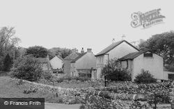 The Green c.1960, Great Hucklow
