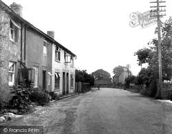 The Village c.1955, Great Hucklow