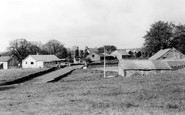 Great Hucklow, the Village c1960