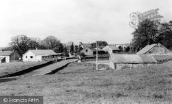 The Village c.1960, Great Hucklow