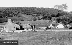 Windmill c.1960, Great Hucklow