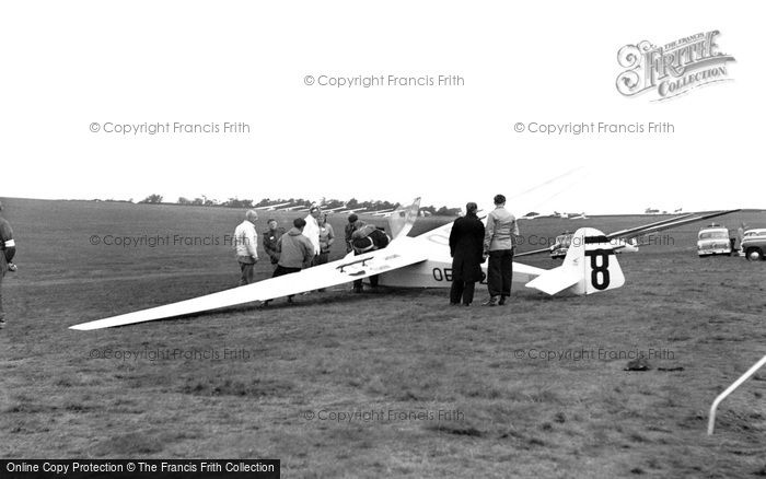 Great Hucklow, World Gliding Championships 1954