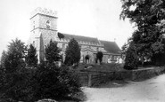 Great Kimble, the Church 1897