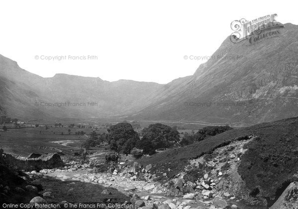 Great Langdale, 1888.  (Neg. 20497)  © Copyright The Francis Frith Collection 2008. http://www.francisfrith.com