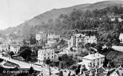 Great Malvern, Beacon Hill c.1870