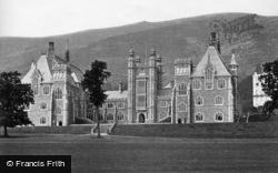 Great Malvern, College From Cricket Field c.1870