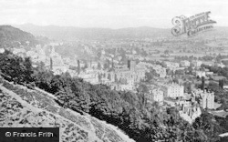 Great Malvern, From Beacon Hill c.1875