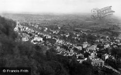 Great Malvern, From St Ann's Well c.1870