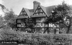Great Malvern, Pickersleigh House c.1870