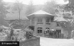 Great Malvern, St Anne's Well c.1890