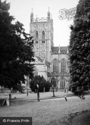 Great Malvern, The Priory 1948