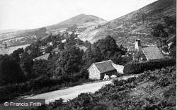 Great Malvern, Worcestershire Beacon c.1870
