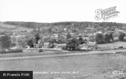 Great Missenden, From Frith Hill c.1955