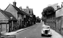Great Missenden, High Street 1952