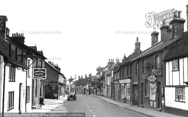 Photo of Great Missenden, High Street c.1955