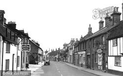 Great Missenden, High Street c.1955