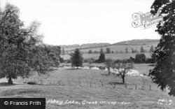 Great Missenden, Missenden Abbey Lake c.1960