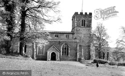 Great Missenden, St Peter And St Paul's Church c.1955