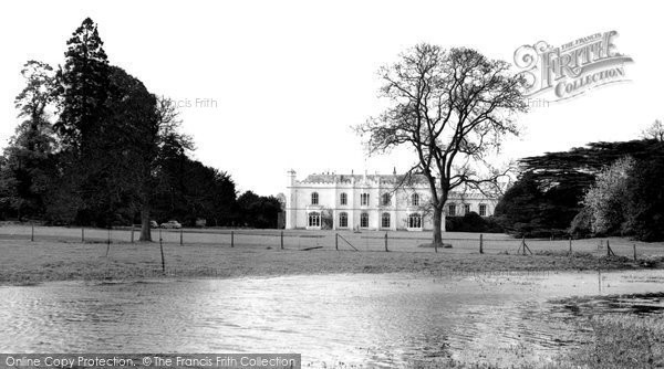 Photo of Great Missenden, The Abbey c.1955