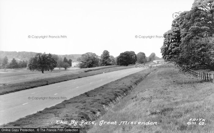 Photo of Great Missenden, The By Pass c.1960