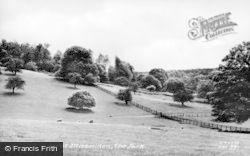 Great Missenden, The Park c.1955