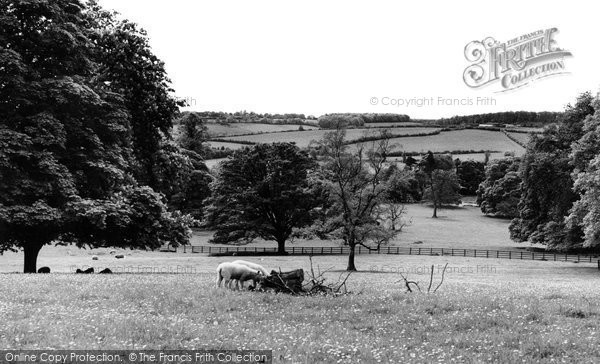 Photo of Great Missenden, The Park c.1955