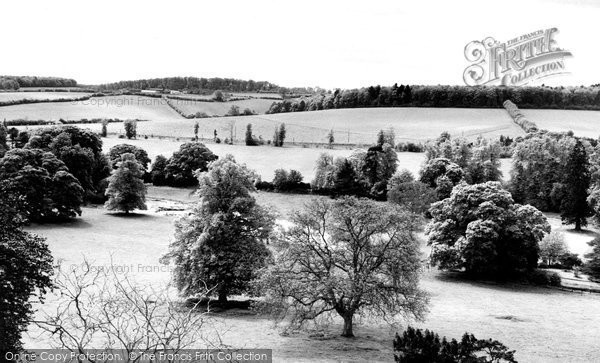 Photo of Great Missenden, The Park From Church Tower c.1955