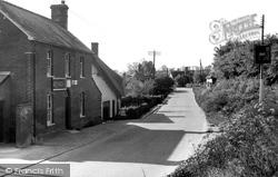 Great Sampford, Moor End c.1955