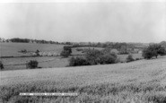 Great Shefford, General View c.1955